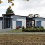 architect designed house in oconnor