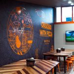 Architectural Hospitality Design Canberra - walter g pizzeria
